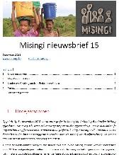 Nieuwsbrief 15